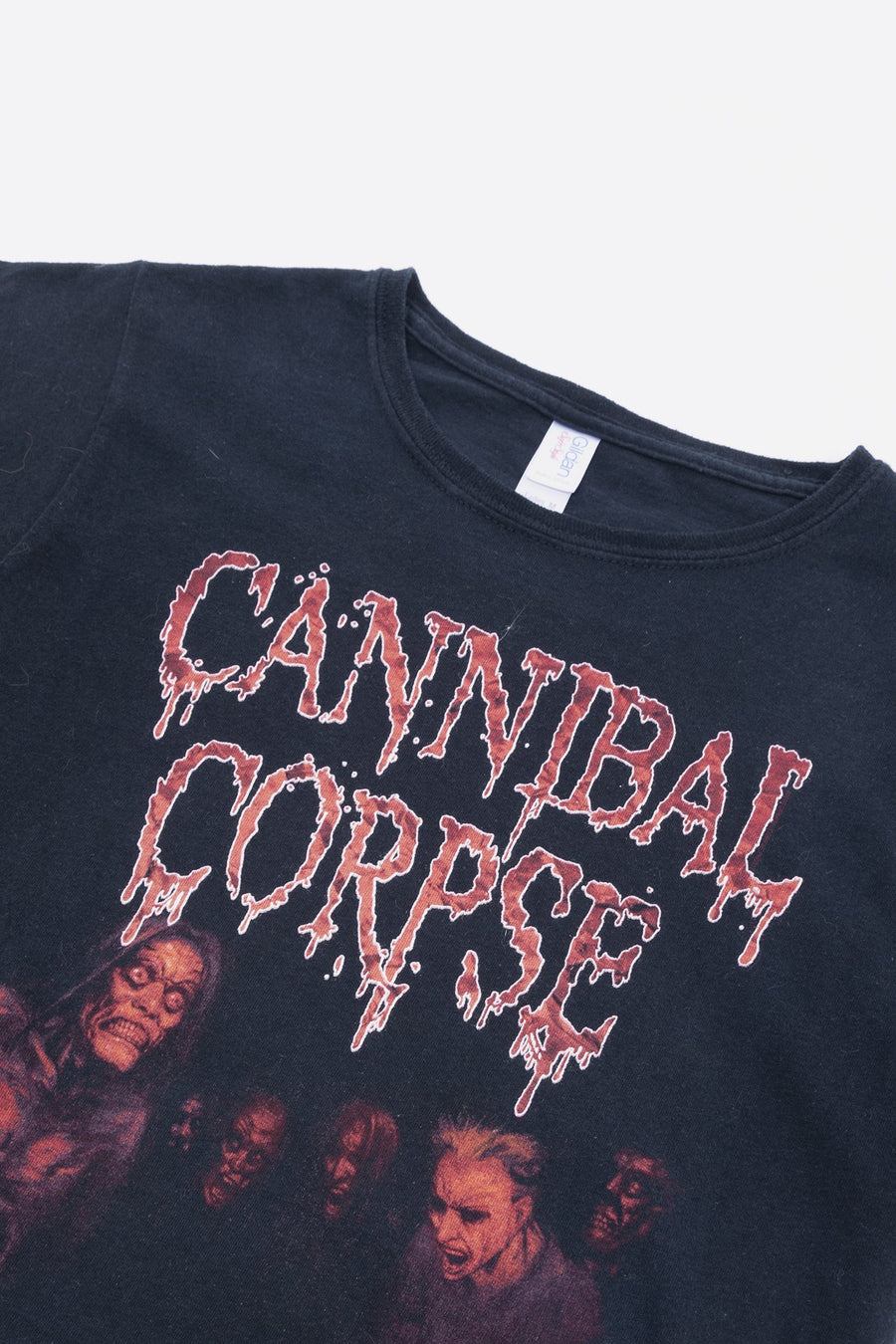 T-Shirt Cannibal Corpse Women - WASTED PARIS