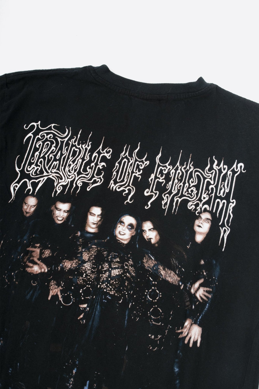 T-shirt Cradle of Filth - WASTED PARIS