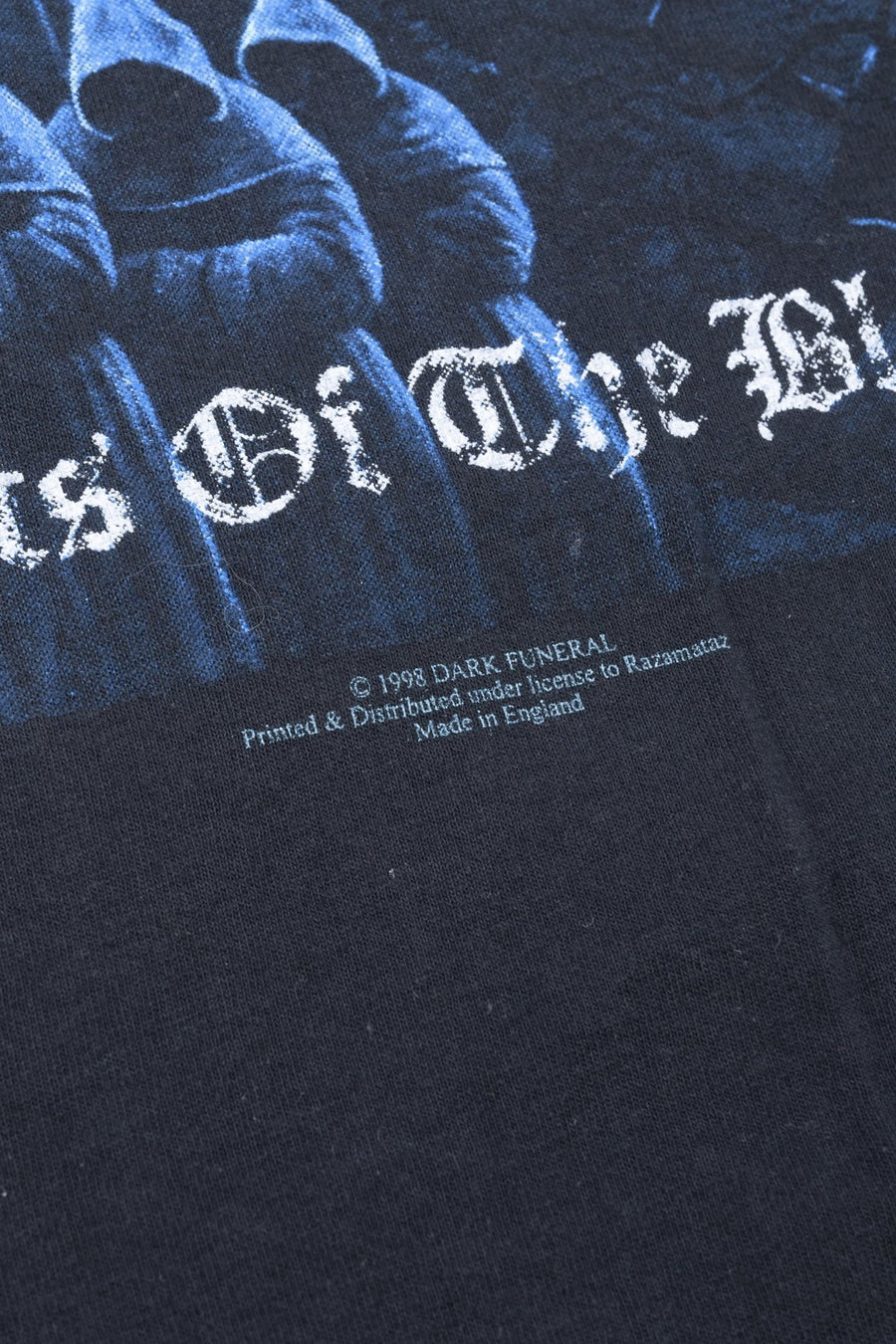 T-shirt Dark Funeral - WASTED PARIS