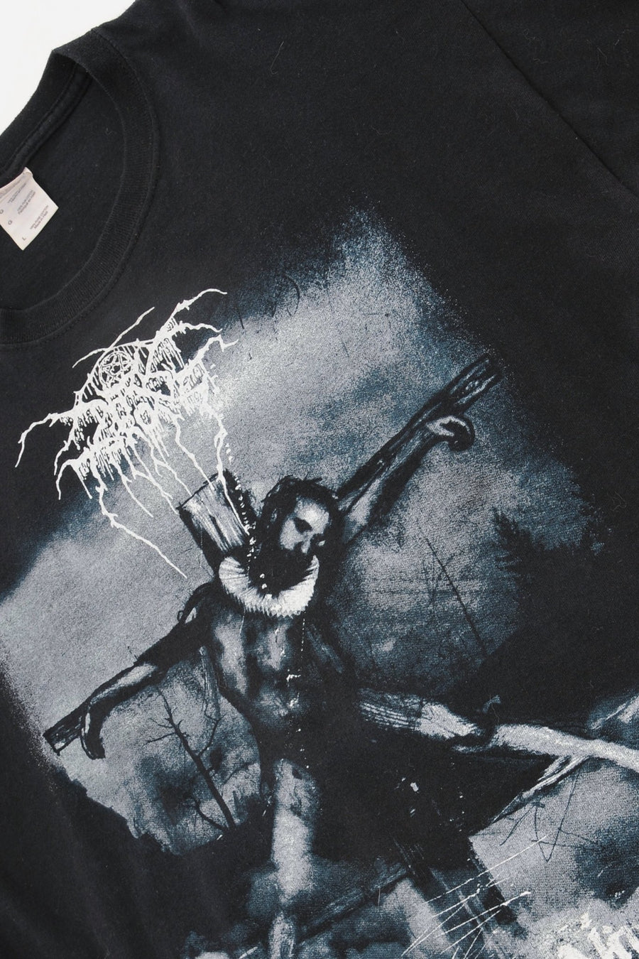 T-shirt Dark Throne The Cult is Alive - WASTED PARIS