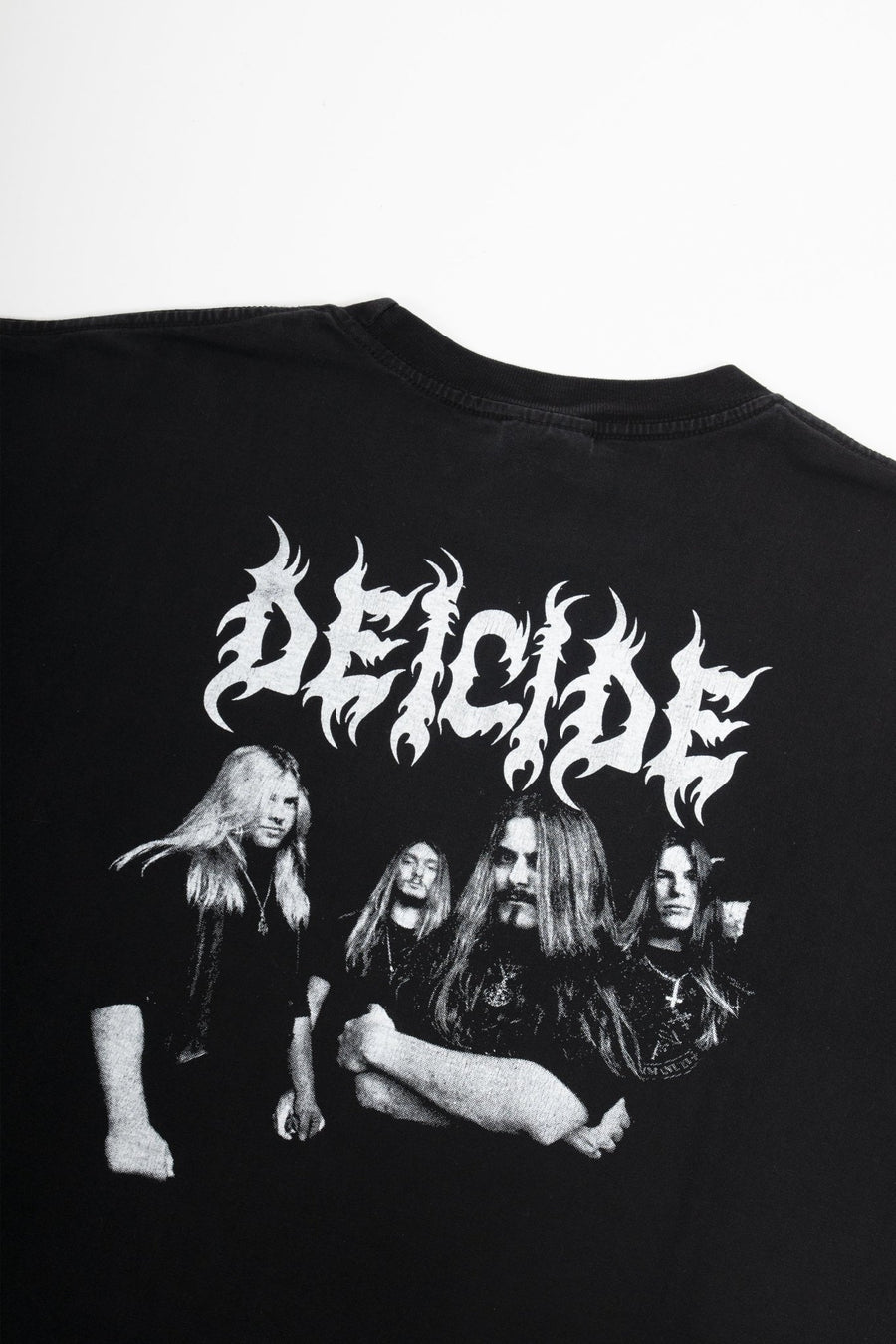 T-shirt Deicide Band - WASTED PARIS