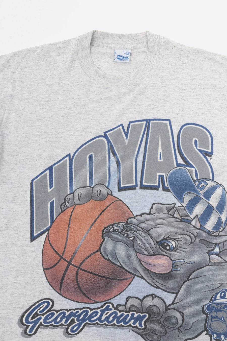 T-shirt Georgetown Hoyas - WASTED PARIS