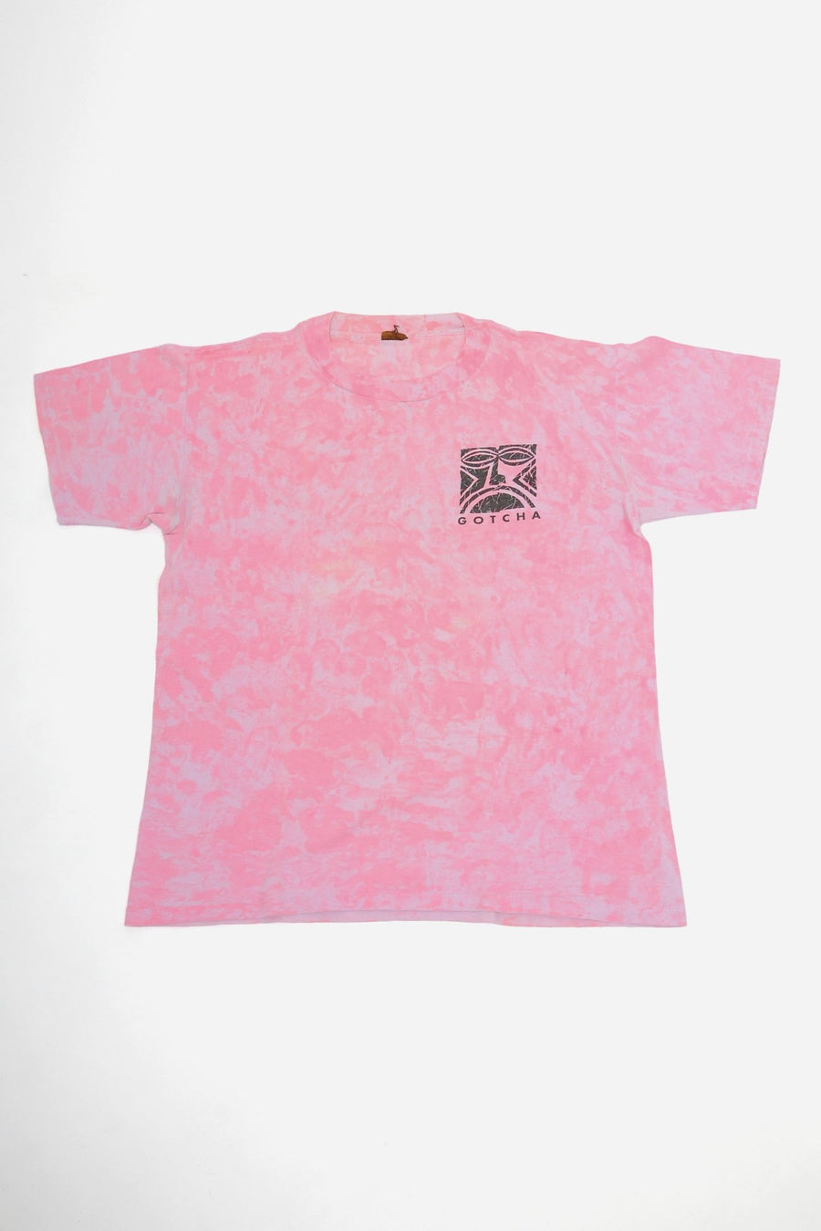 T-shirt Gotcha Tie & Dye - WASTED PARIS