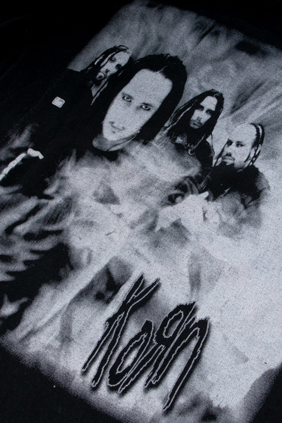 T-shirt Korn - WASTED PARIS