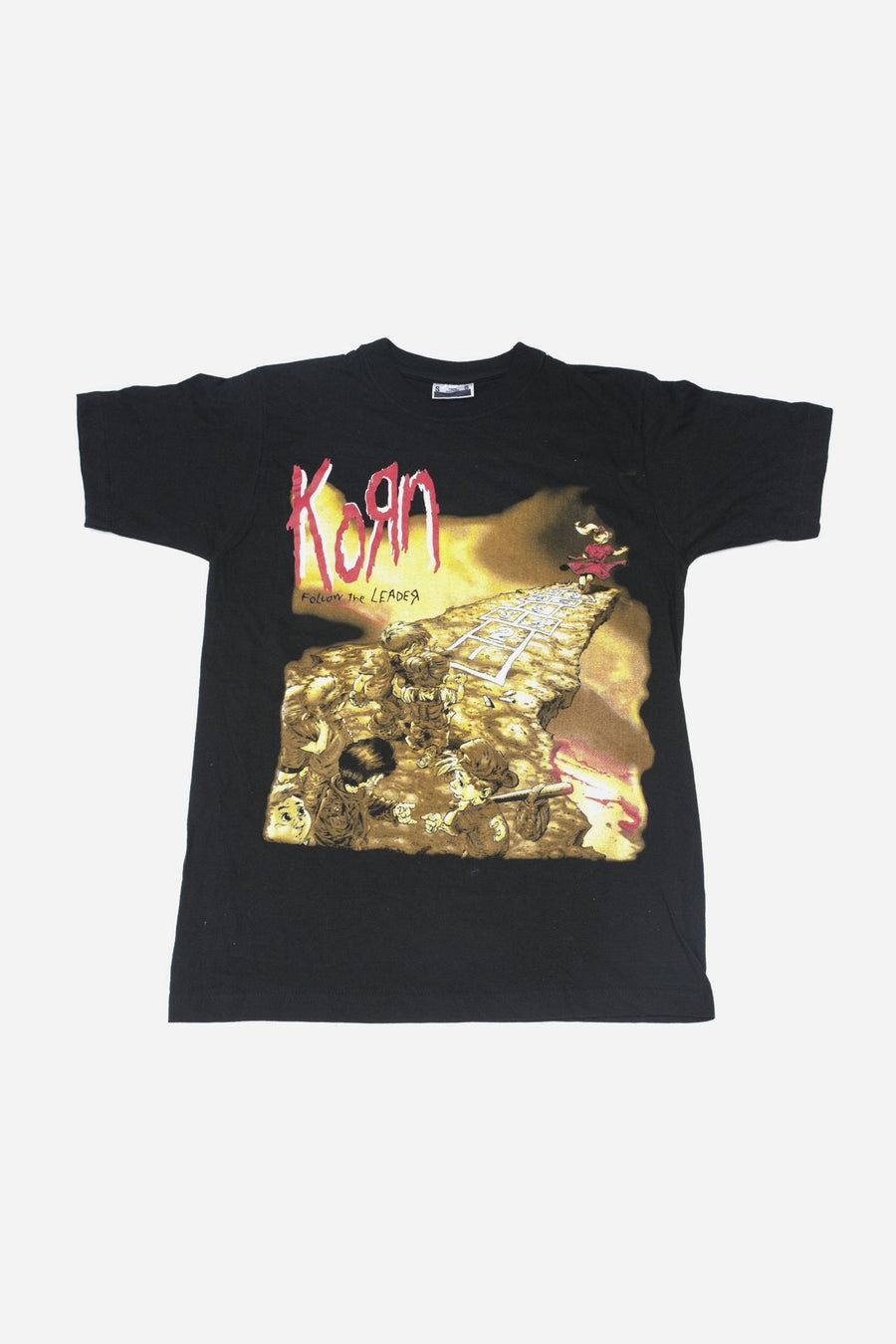 T-Shirt Korn Follow The Leader - WASTED PARIS