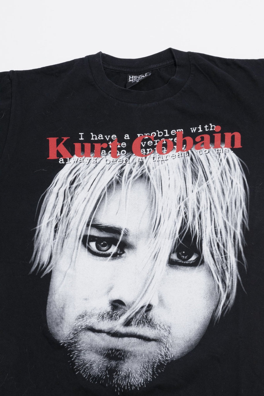 T-shirt Kurt Cobain - WASTED PARIS