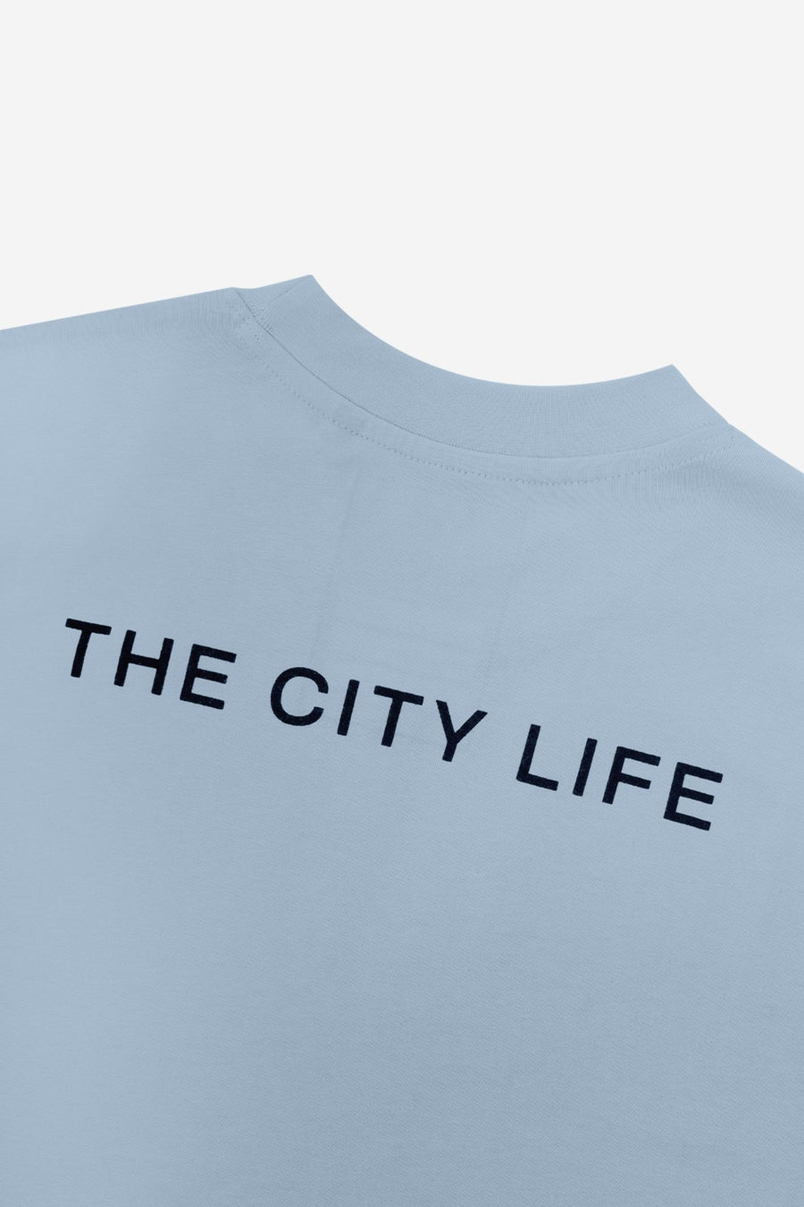 T-shirt Life Wasted x Kevin Cummins City Blue - WASTED PARIS