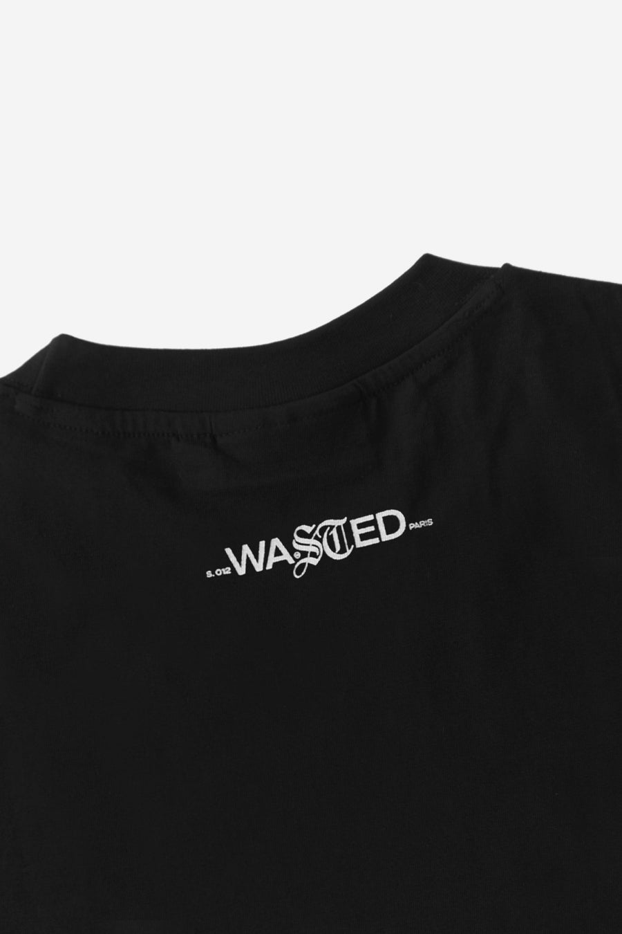 T-shirt Love Lust Ecstasy - WASTED PARIS