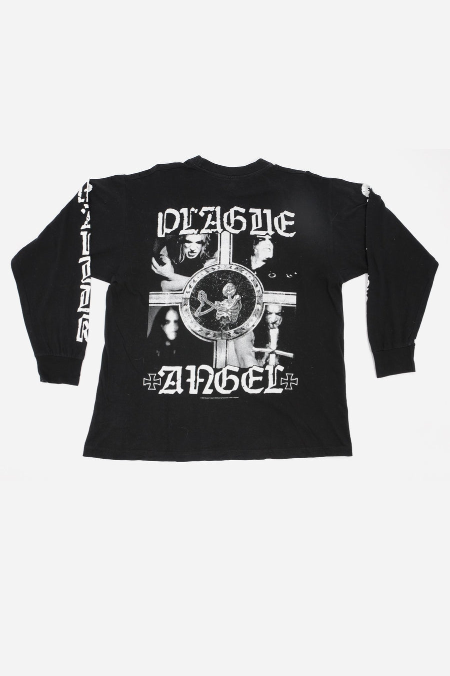 T-shirt Manches Longues Marduk - WASTED PARIS