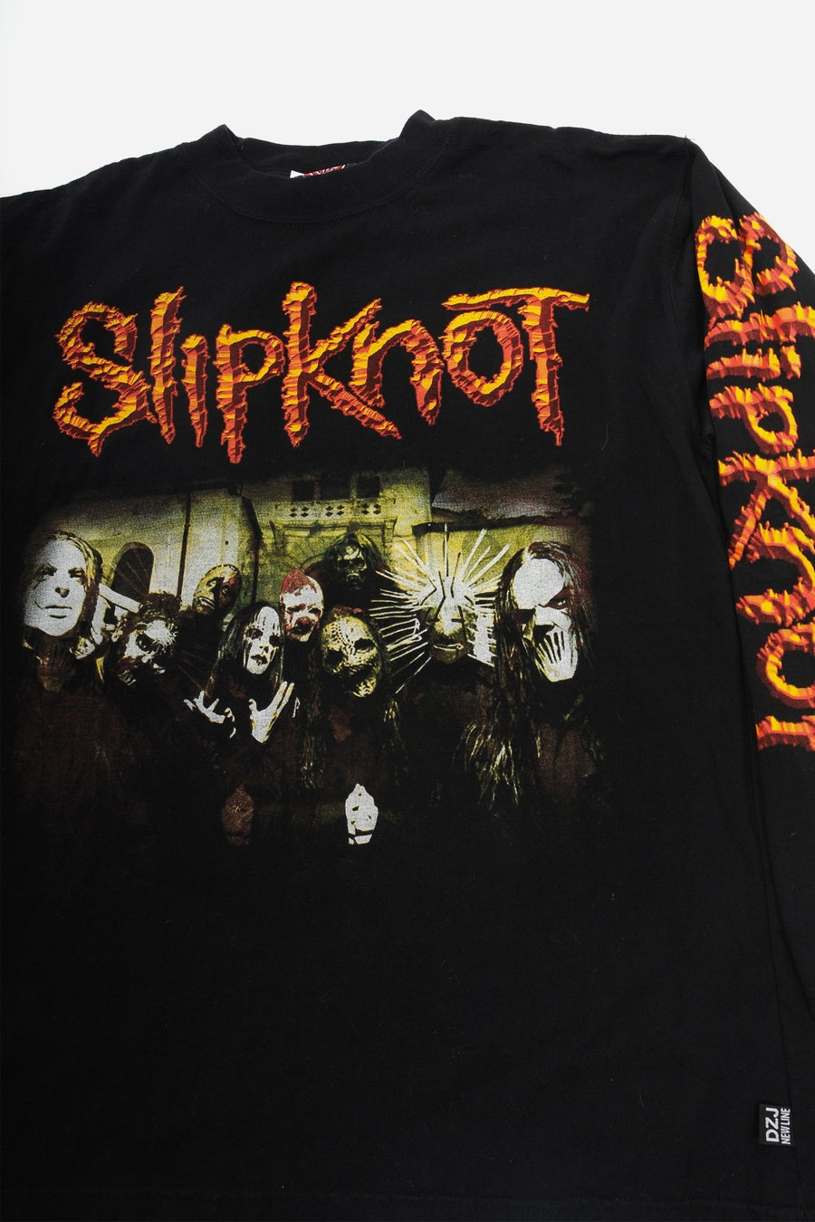 T-shirt Manches Longues Slipknot - WASTED PARIS