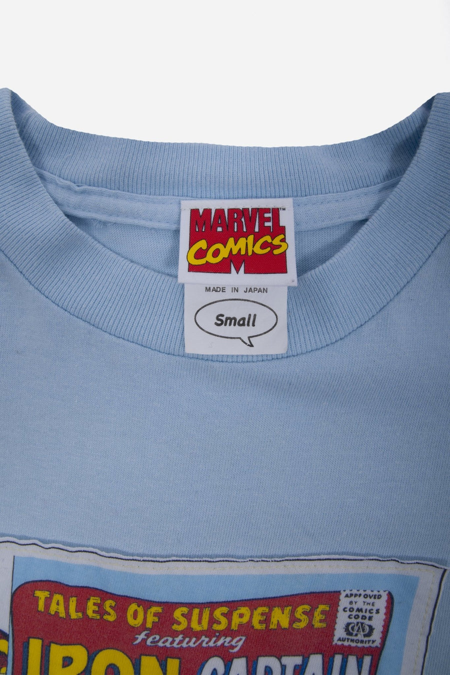 T-shirt Marvel Comics - WASTED PARIS