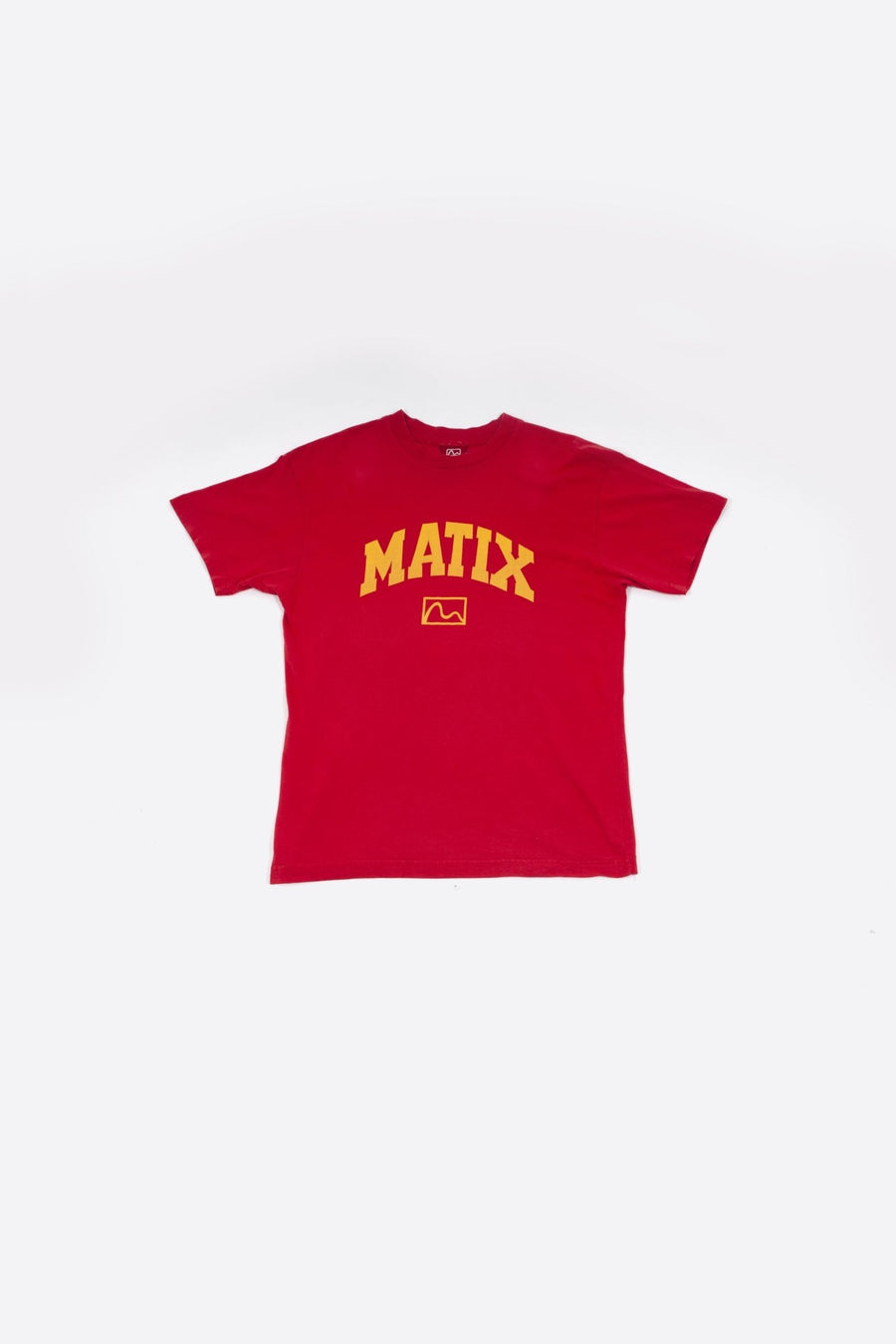 T-shirt Matix Rouge - WASTED PARIS