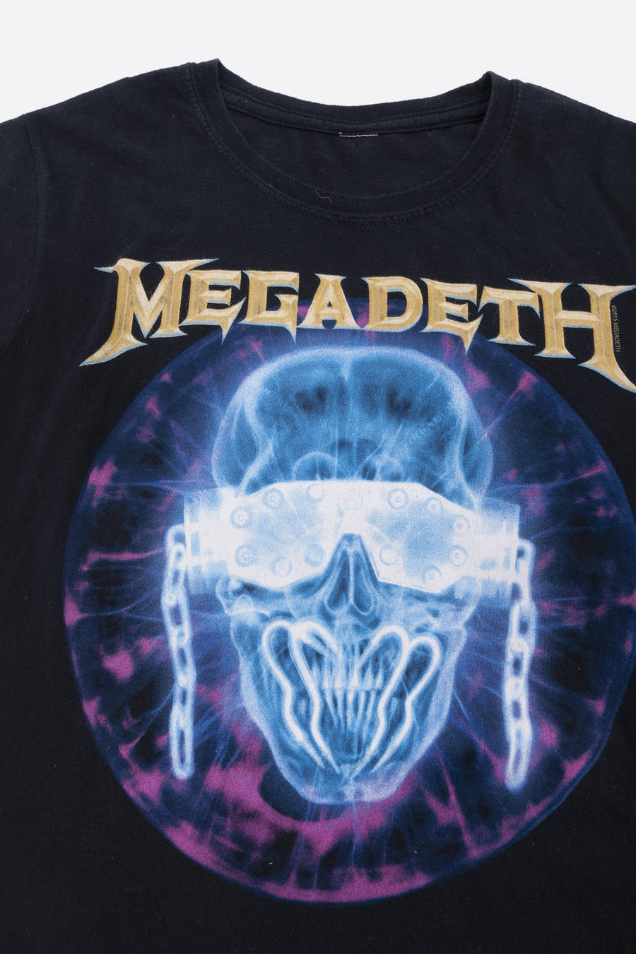 T-shirt Megadeath - WASTED PARIS