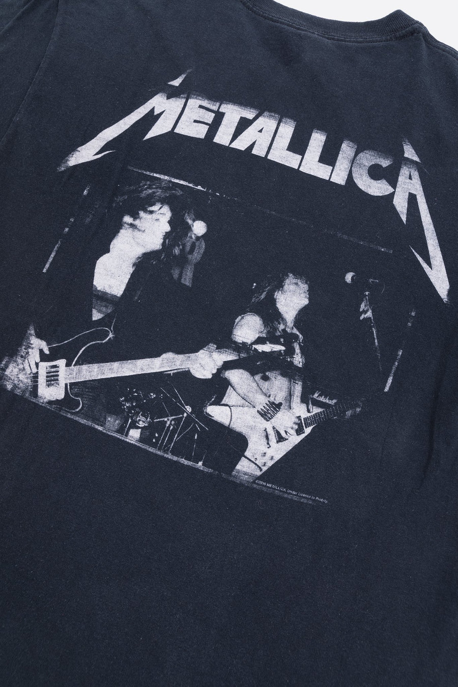 T-shirt Metallica The Young Metal Attack - WASTED PARIS