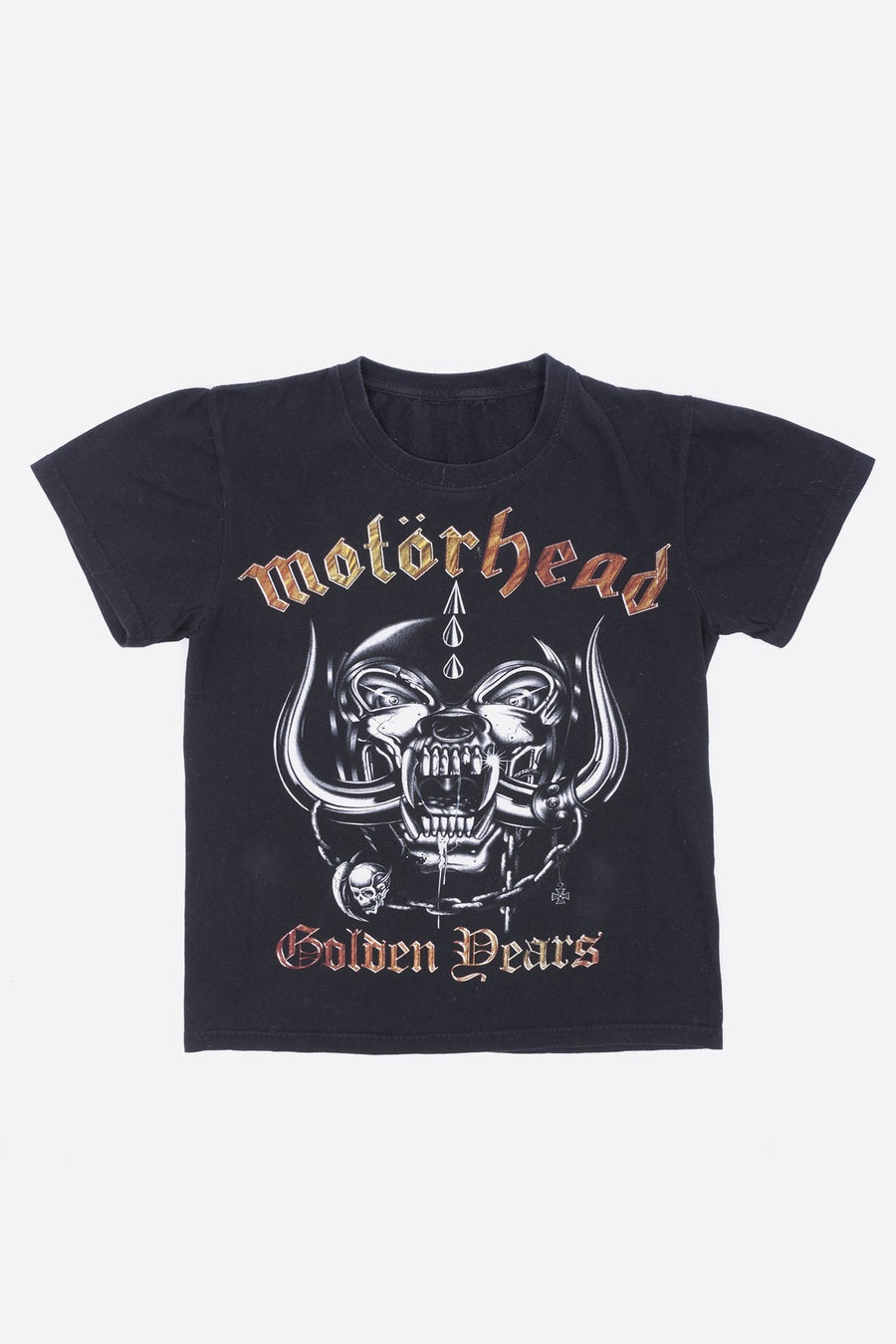 T-shirt Motorhead Golden Tears - WASTED PARIS