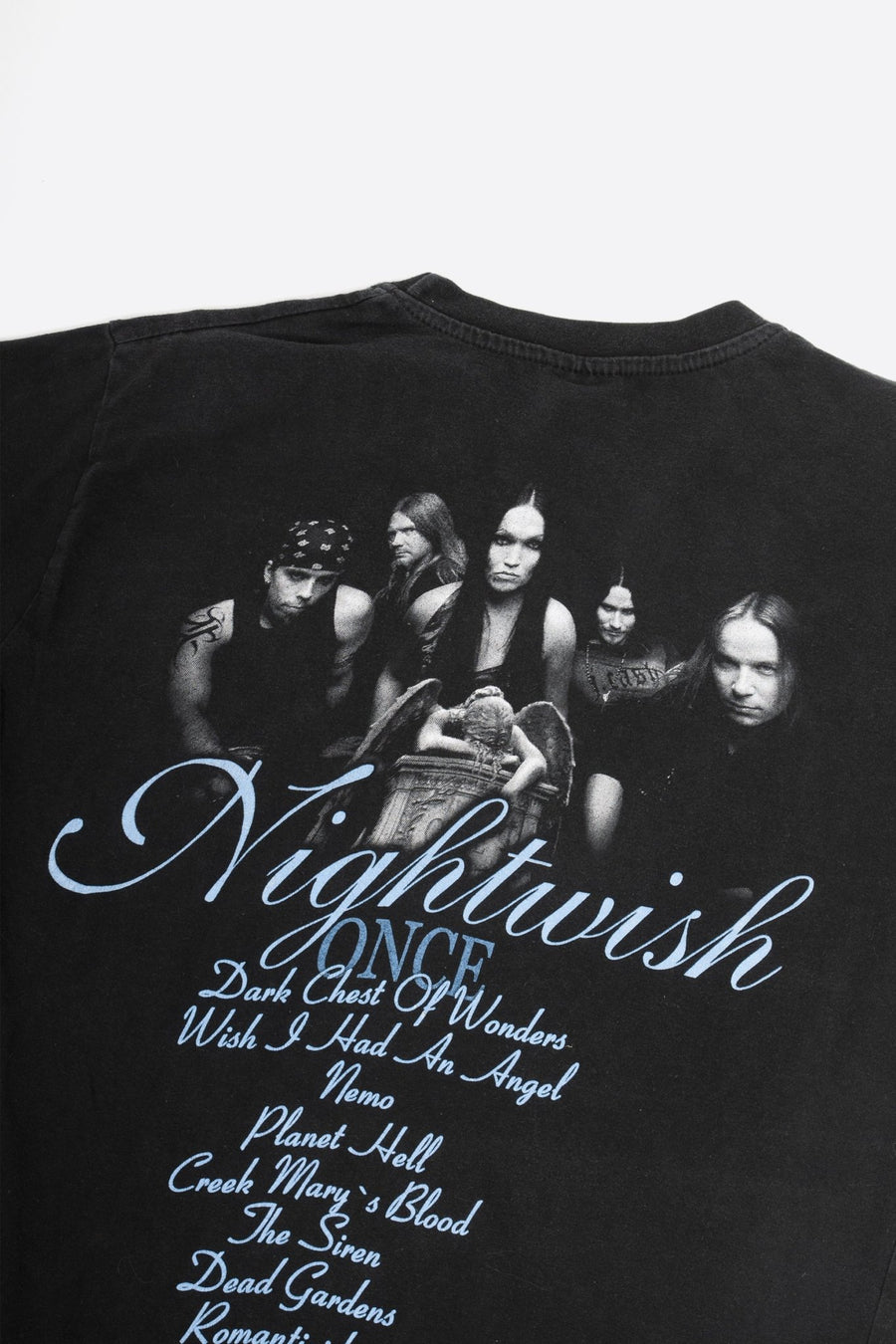T-shirt Nightwish Once - WASTED PARIS