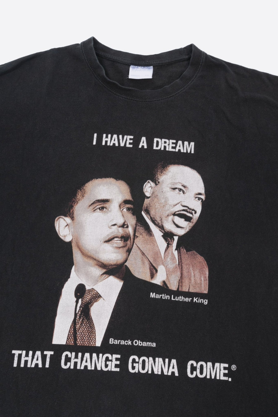 T-Shirt Obama Luther - WASTED PARIS