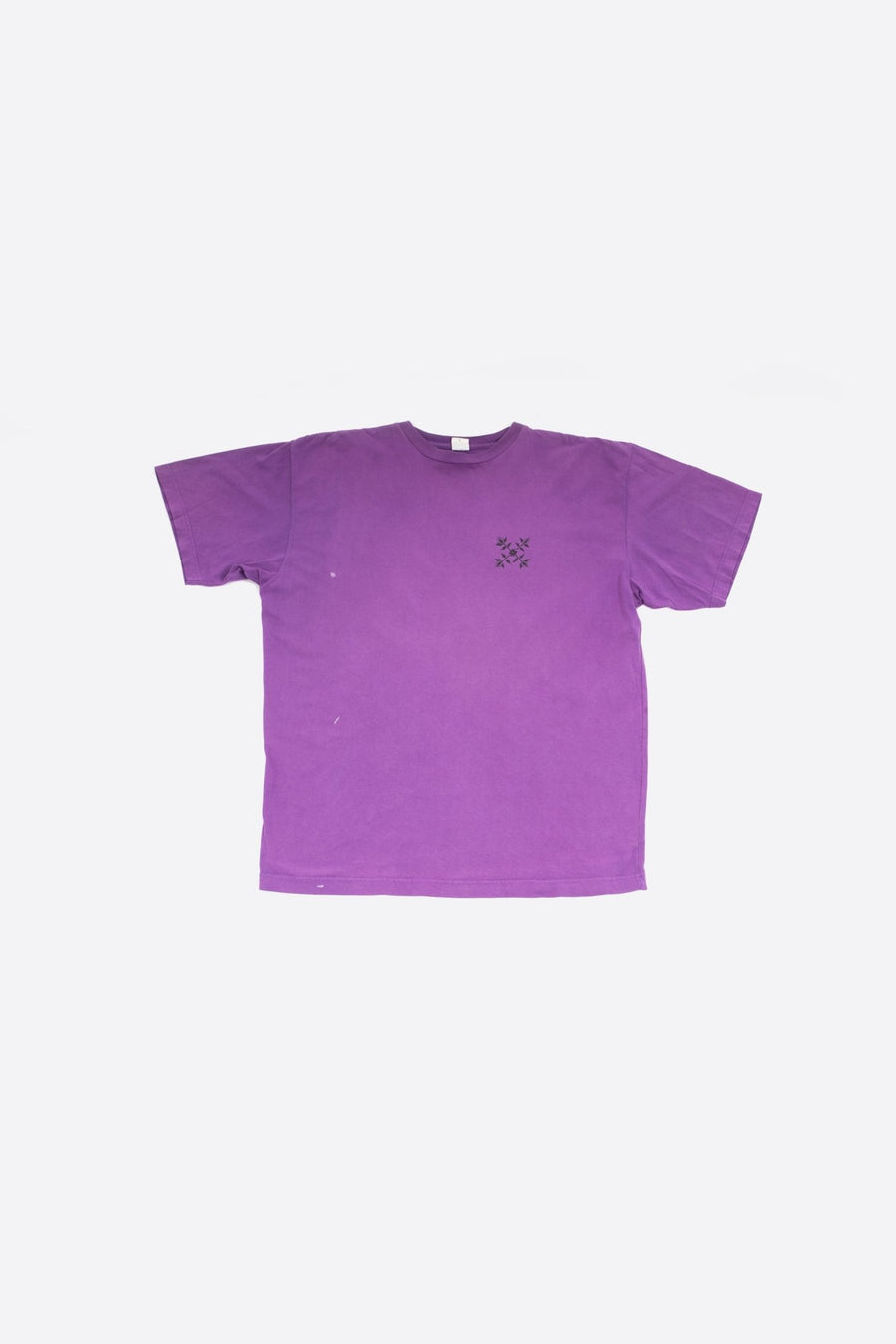 T-shirt Oxbow Flower Violet - WASTED PARIS
