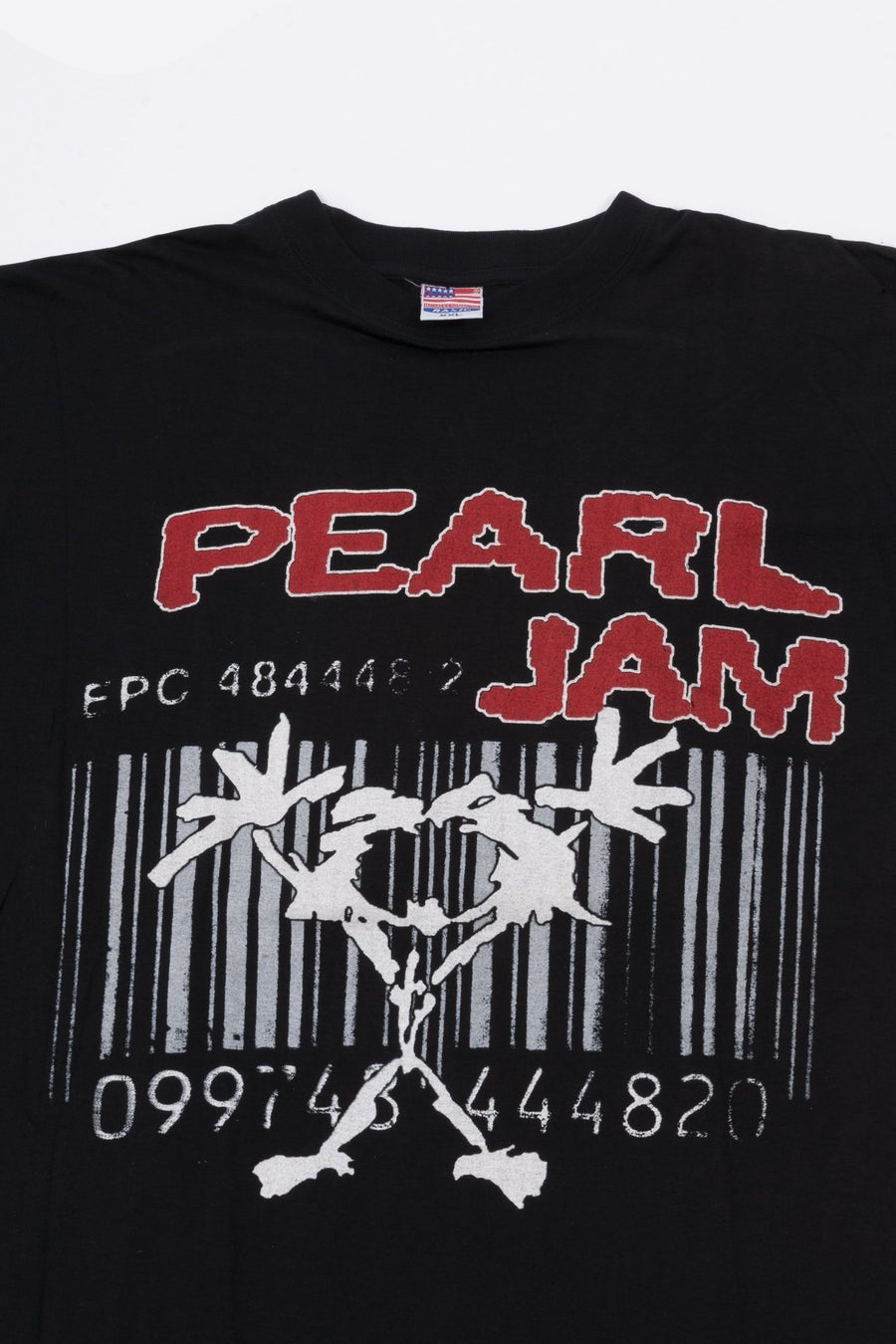 T-shirt Pearl Jam - WASTED PARIS