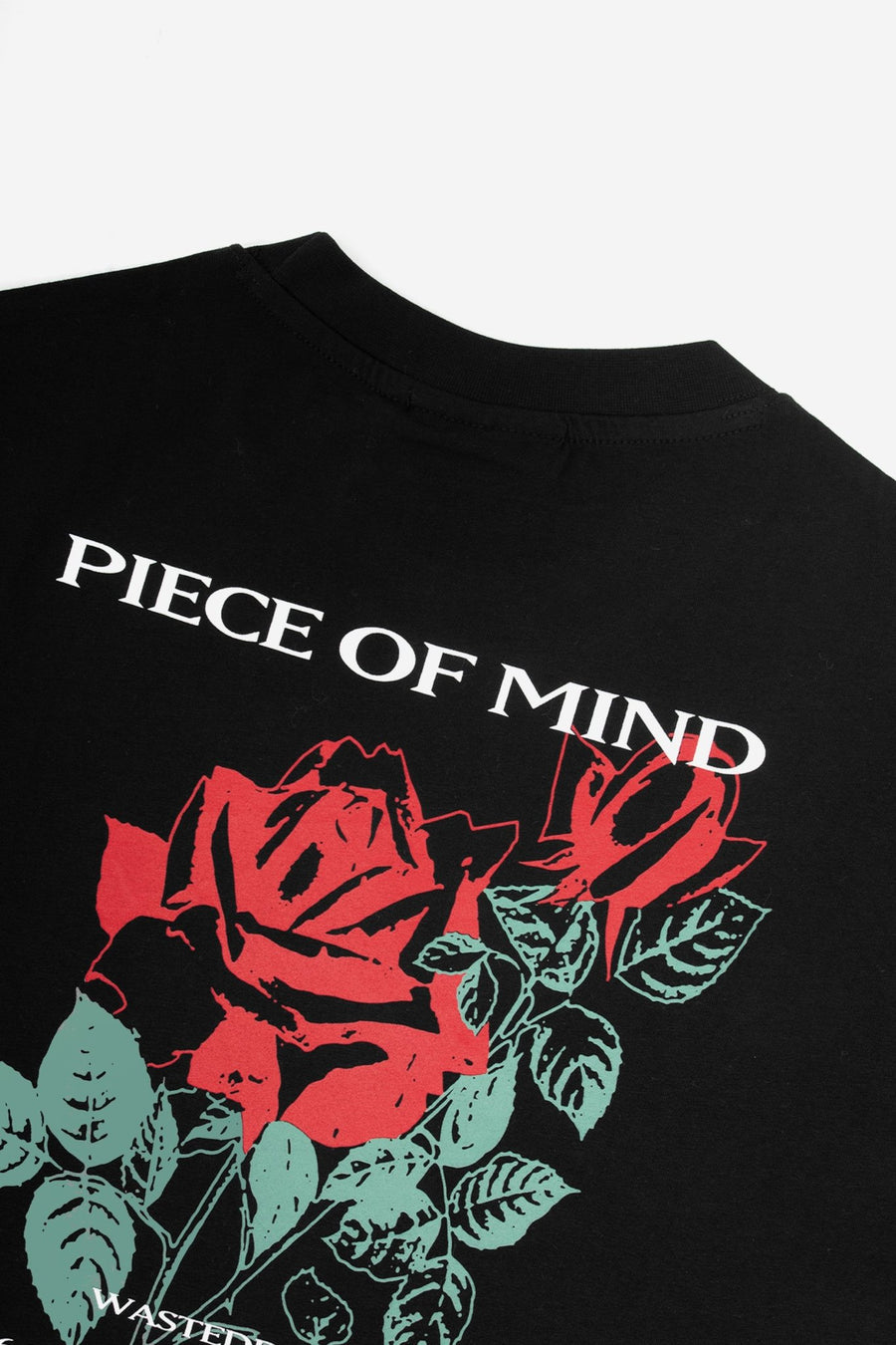 T-shirt Piece of Mind - WASTED PARIS