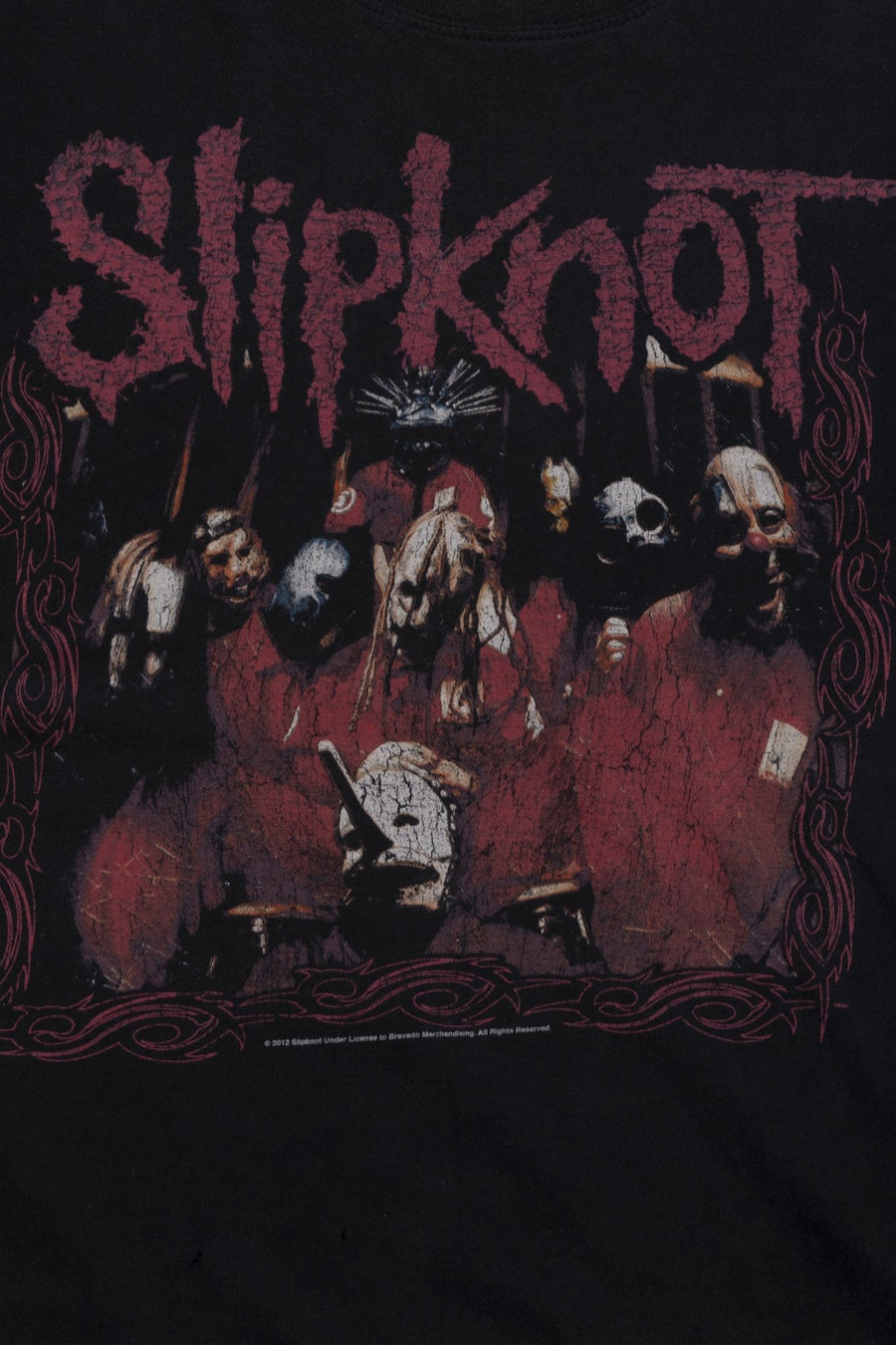 T-shirt Slipknot - WASTED PARIS