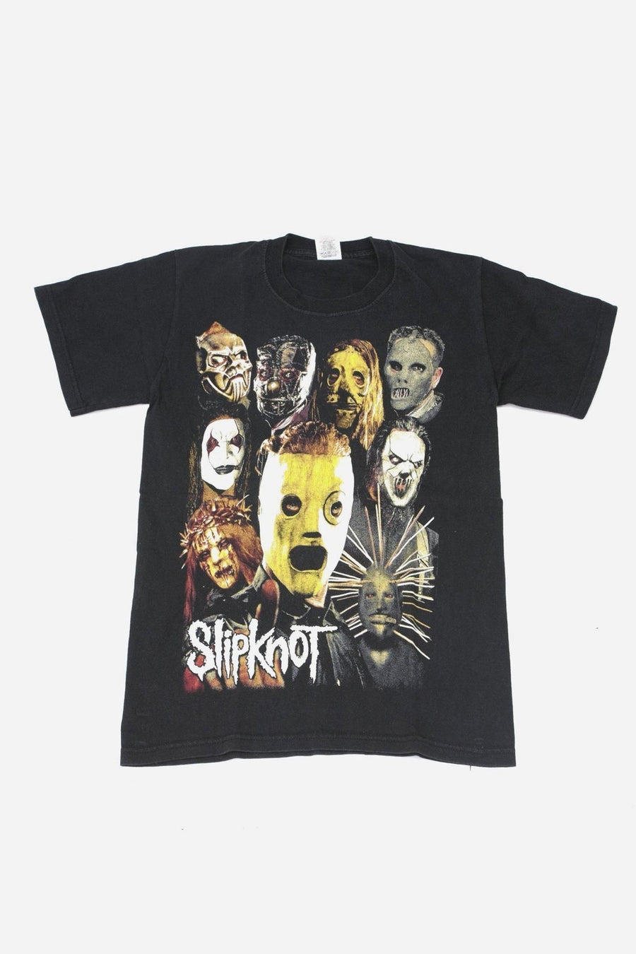 T-Shirt Slipknot Full Mask - WASTED PARIS