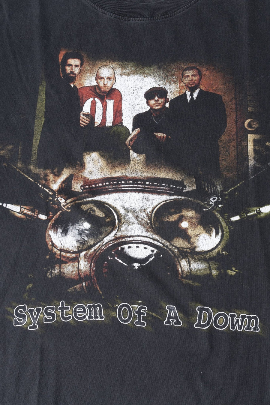 T-shirt System Of A Down - WASTED PARIS