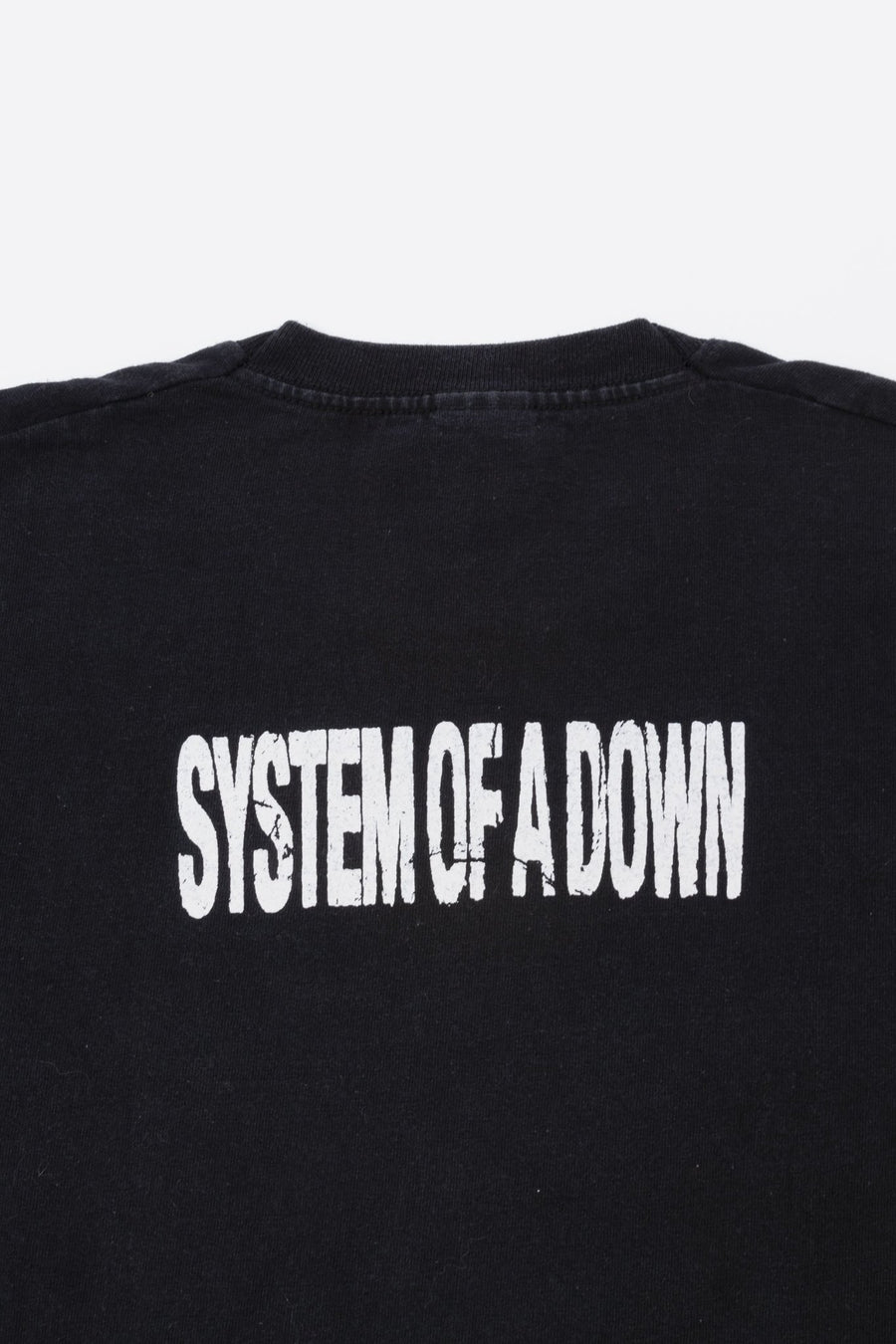 T-shirt System Of A Down Toxicity - WASTED PARIS