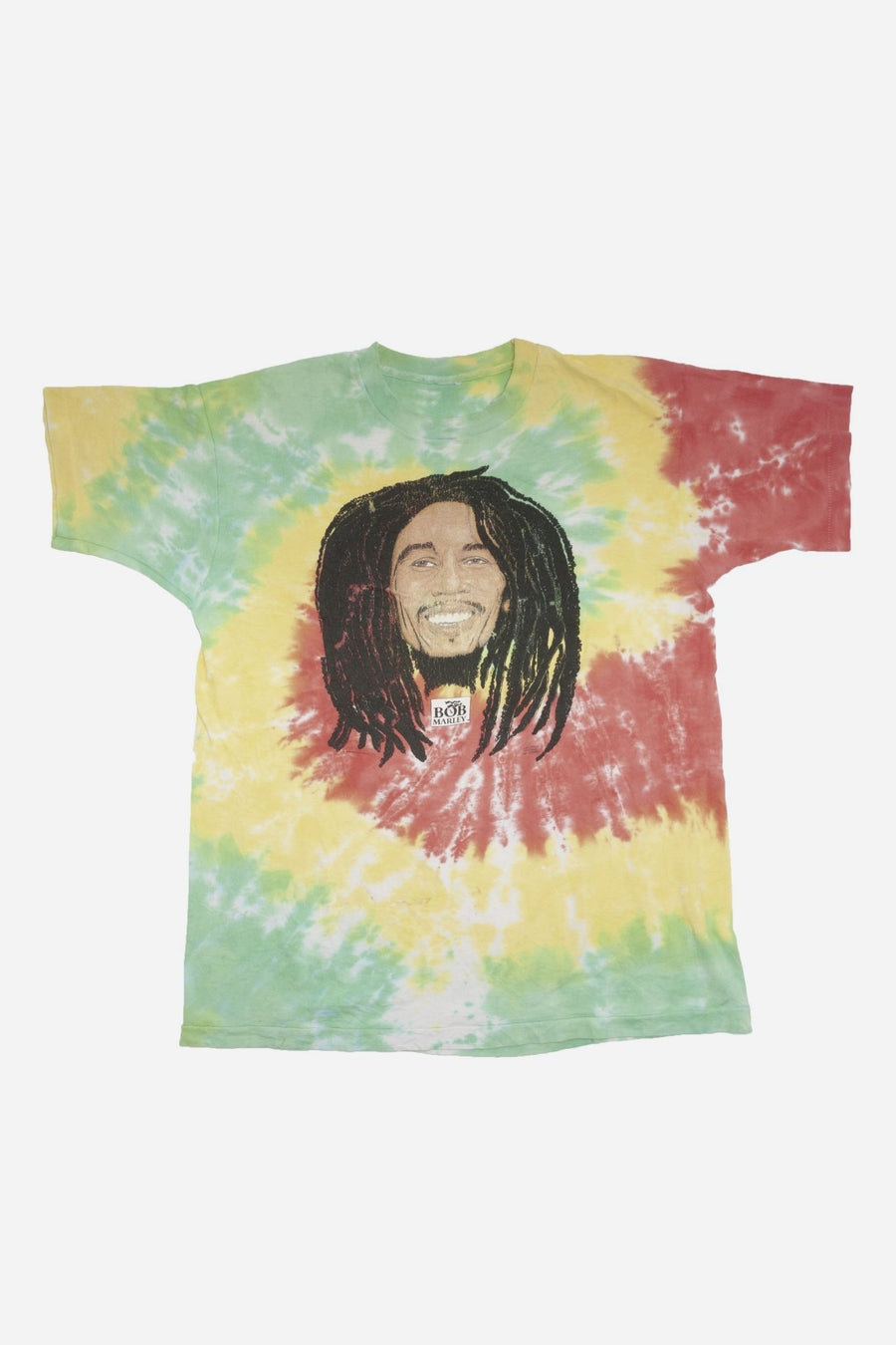 T-shirt Tie & Die Bob Marley - WASTED PARIS