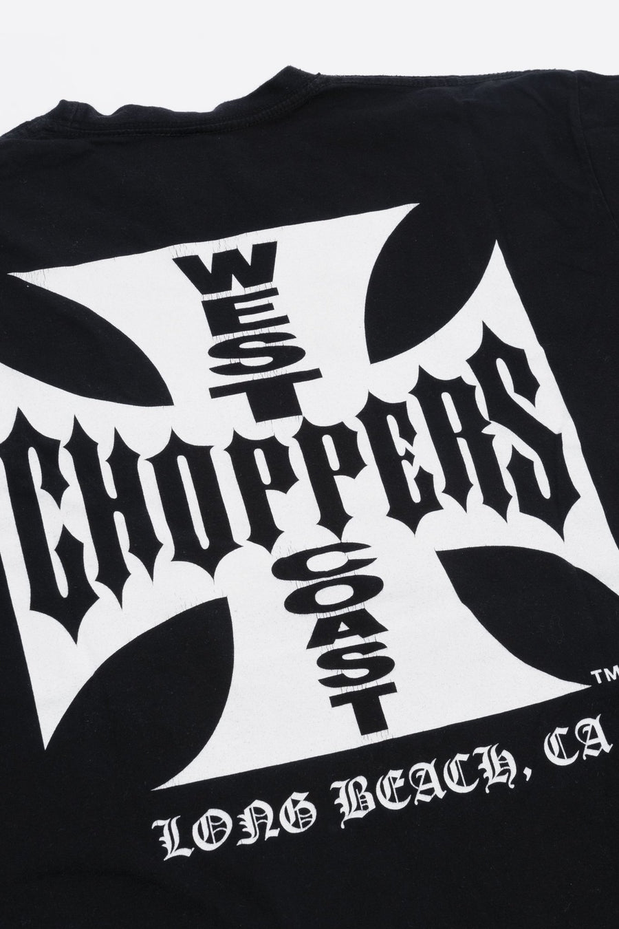T-shirt West Coast Choppers - WASTED PARIS