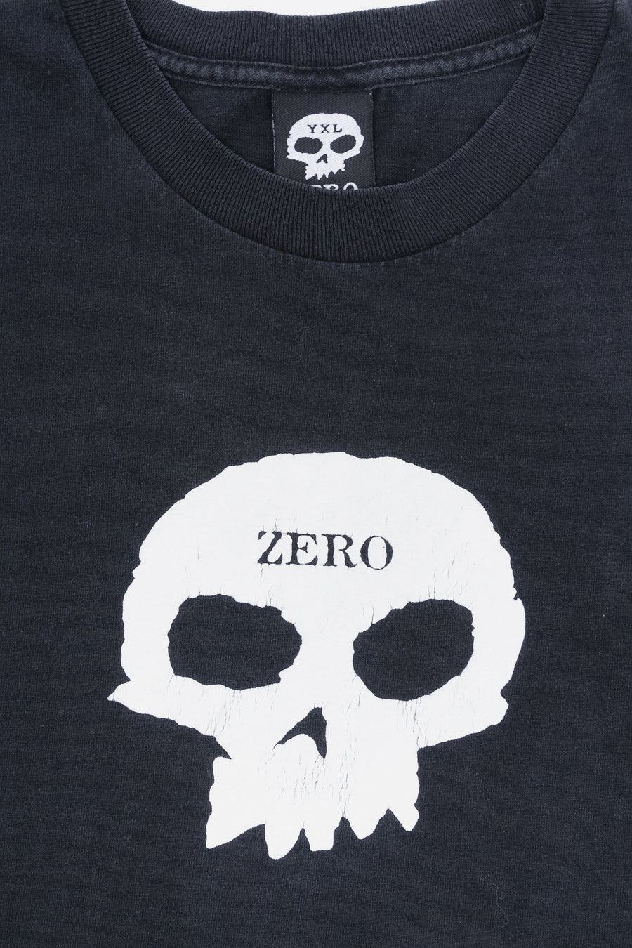 T-Shirt Zero Noir - WASTED PARIS