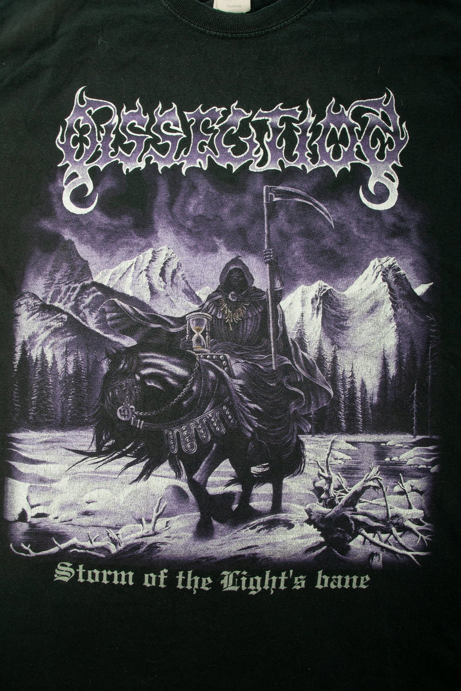 Tee Dissection Storm of the light's bane - WASTED PARIS