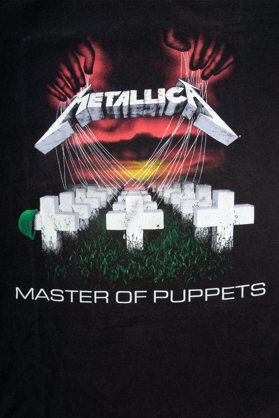 Tee Metallica master of puppets - WASTED PARIS