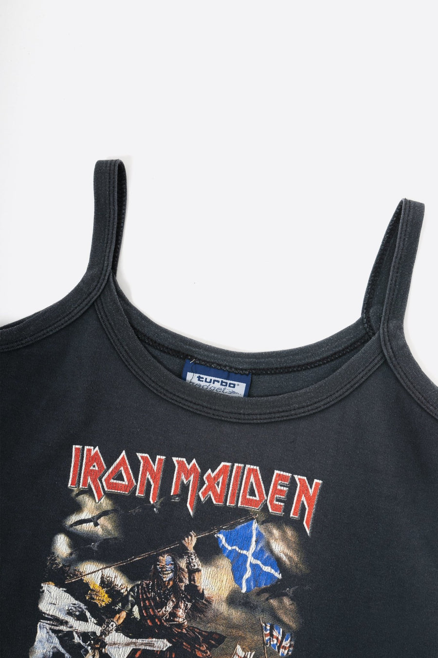 Top Iron Maiden - WASTED PARIS