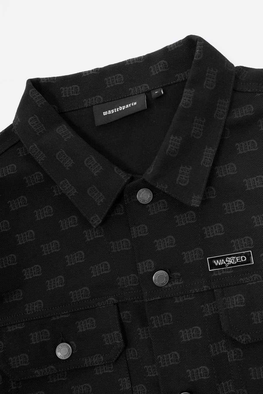 Veste Pulp Monogram - WASTED PARIS