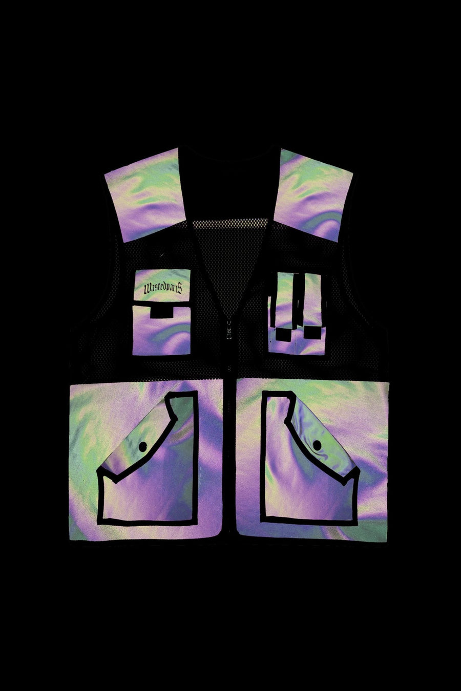 Veste Tactique Holo Reflective - WASTED PARIS