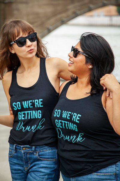 Bachelorette & Bridal Party Tank Tops or V-Necks Pack