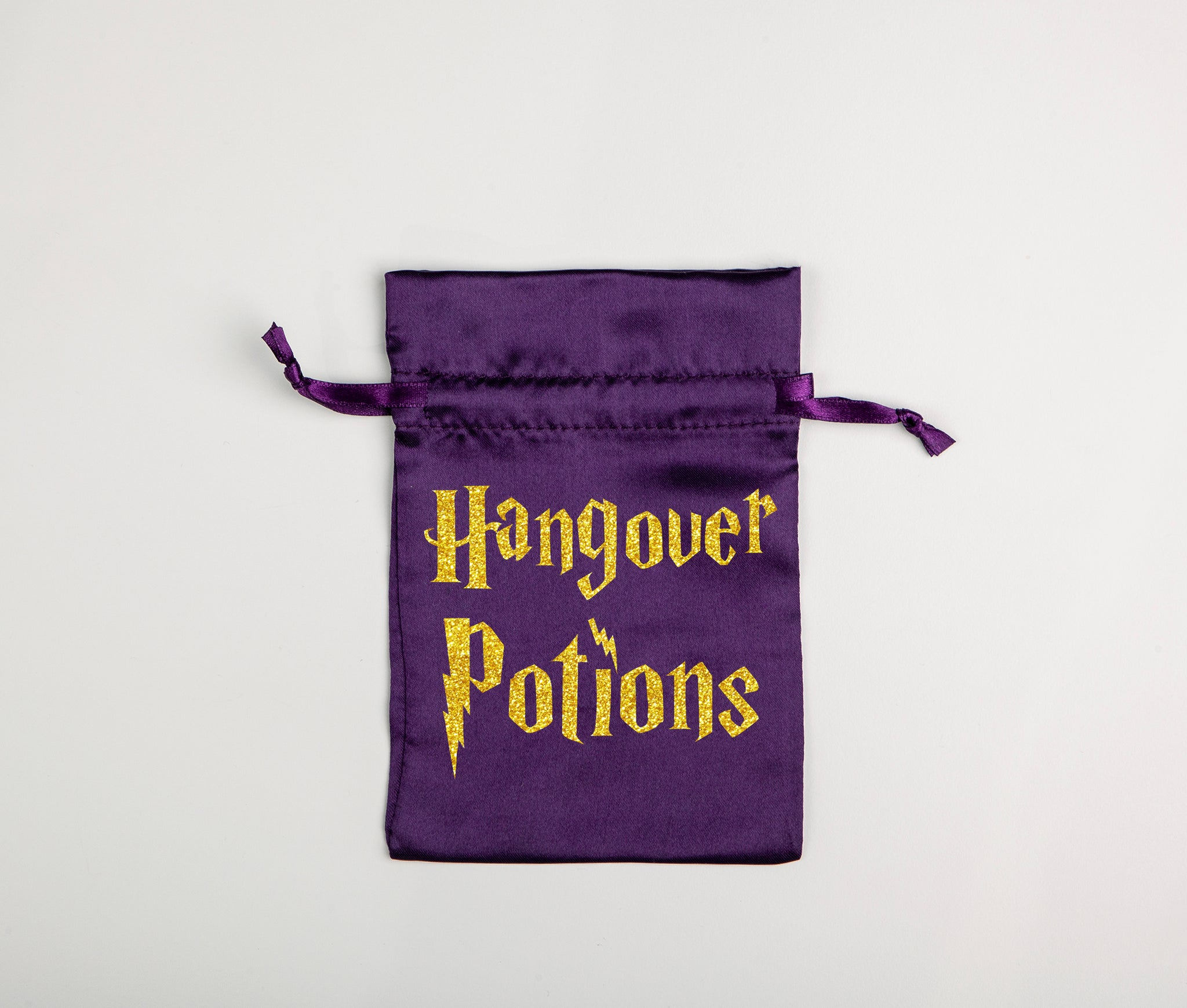 "Wizard Themed ""Hangover Potions"" Bachelorette Party Hangover Kits"