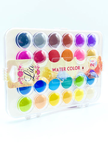 Water Color Palette