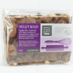 Whisk & Pin Milky Road Block 320g GLUTEN FREE