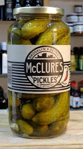 Pickles -  907g McClure's