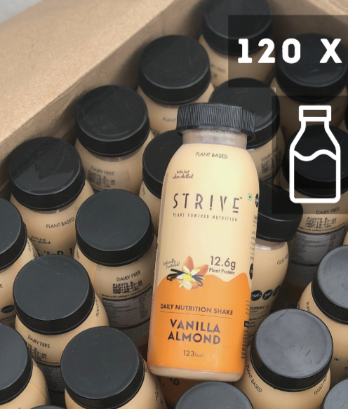 STRIVE - PACK of 120