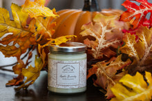 Load image into Gallery viewer, Apple Brandy - Maple | Apple | Bourbon - 8 oz. Soy Wax Candle
