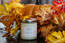 Load image into Gallery viewer, Pumpkin Spice - Pumpkin | Cinnamon | Nutmeg - 8 oz. Soy Wax Candle