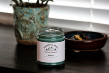 Load image into Gallery viewer, Serenity - Eucalyptus | Peppermint | Clove - 8 oz. Soy Wax Candle