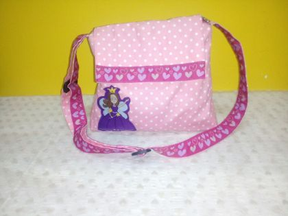 Purple Princess - Messenger Bag