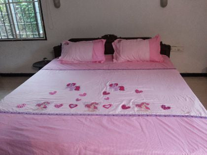 Fairy - Double Bed Sheet