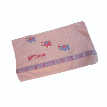 Little Elephants - Bath Towel
