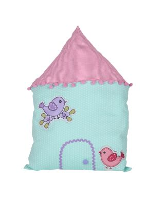 Birds - Shaped Cushion