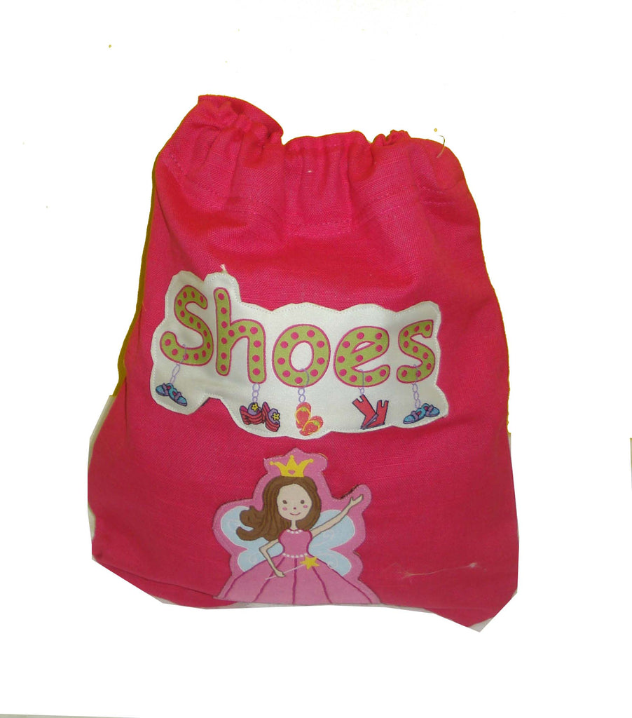 Princess Tiya - Shoe Bag